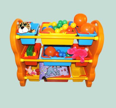 Шкаф для игрушек Понг Понг QQ934A
