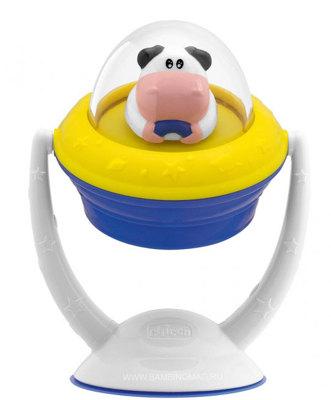 Игрушка  Корова в космическом корабле Chicco