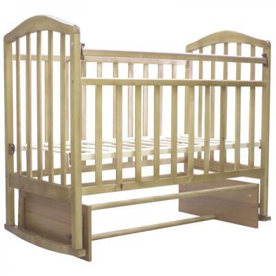 Кроватка маятник Алита 3
