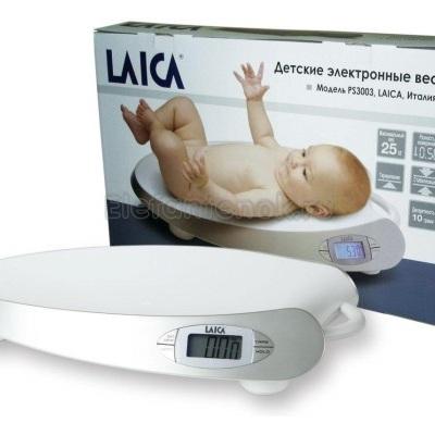 Детские весы Laica PC 3003