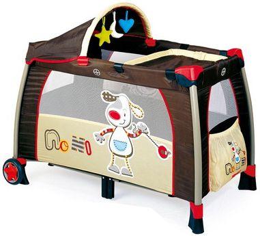 Манеж-кроватка Babies P-1YO