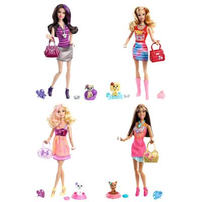 Барби коллекция модная штучка с аксессуарами 1109682