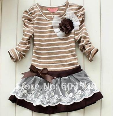 Платье для девочки QZ886 р.130