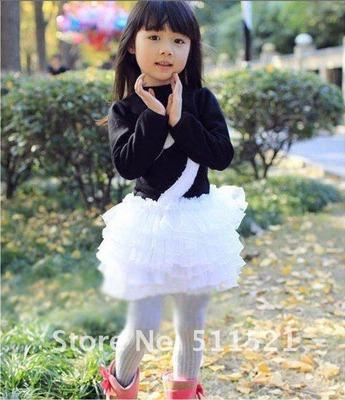 Платье для девочки лебедь р100