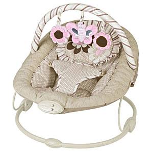 Детский шезлонг baby trend Gabriella