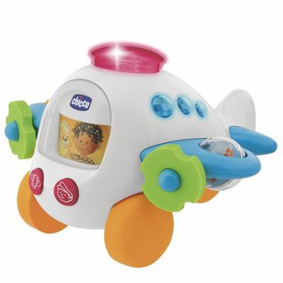 Игрушка развивающая Chicco Поющий самолет